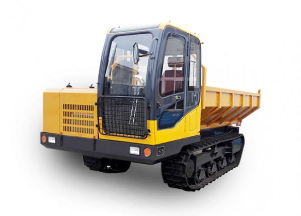 6T橡胶履带运输车