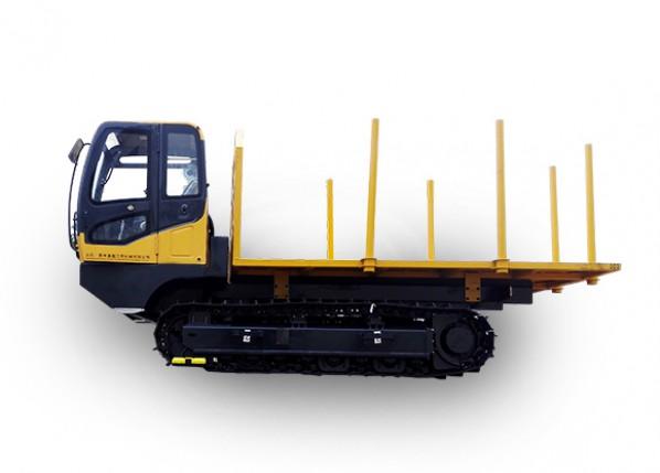 6T钢板履带运输车